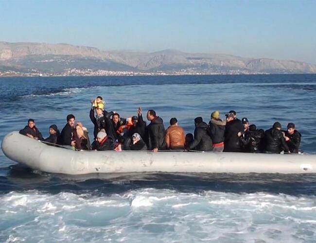 Over 380 irregular migrants held across Turkey