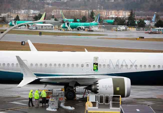 Criticism Of Faa Mounts As Other Nations Ground Boeing Jets World News