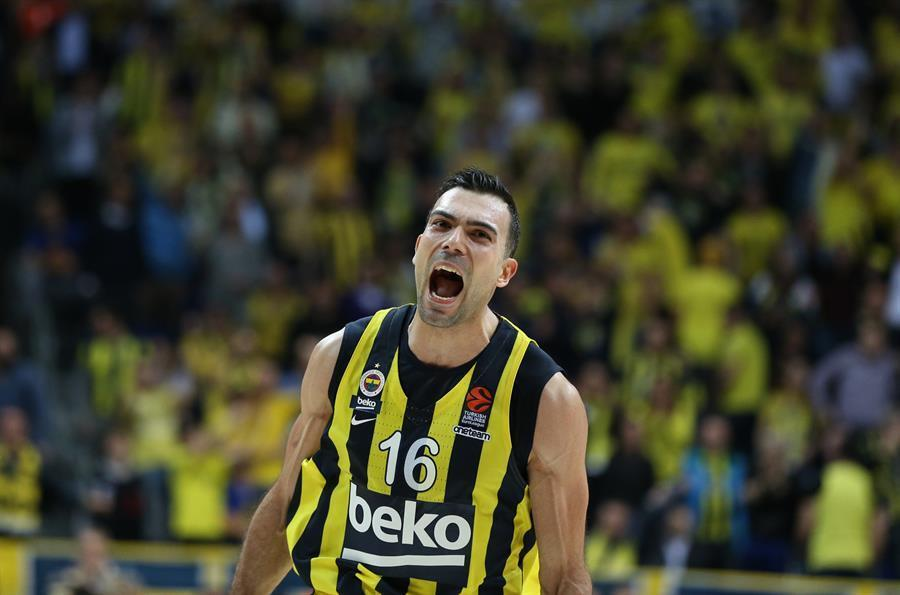 270a1023d EuroLeague  Fenerbahçe Beko beats Barcelona Lassa - Turkish News