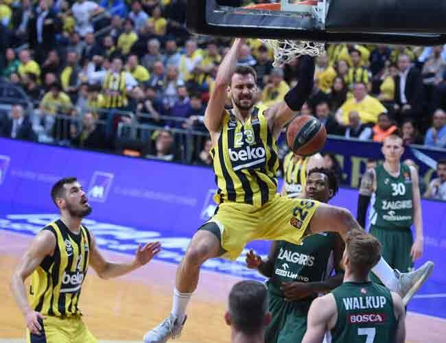 7d2c6f635 Fenerbahçe eyes victory at Zalgiris to take Euroleague playoff series lead