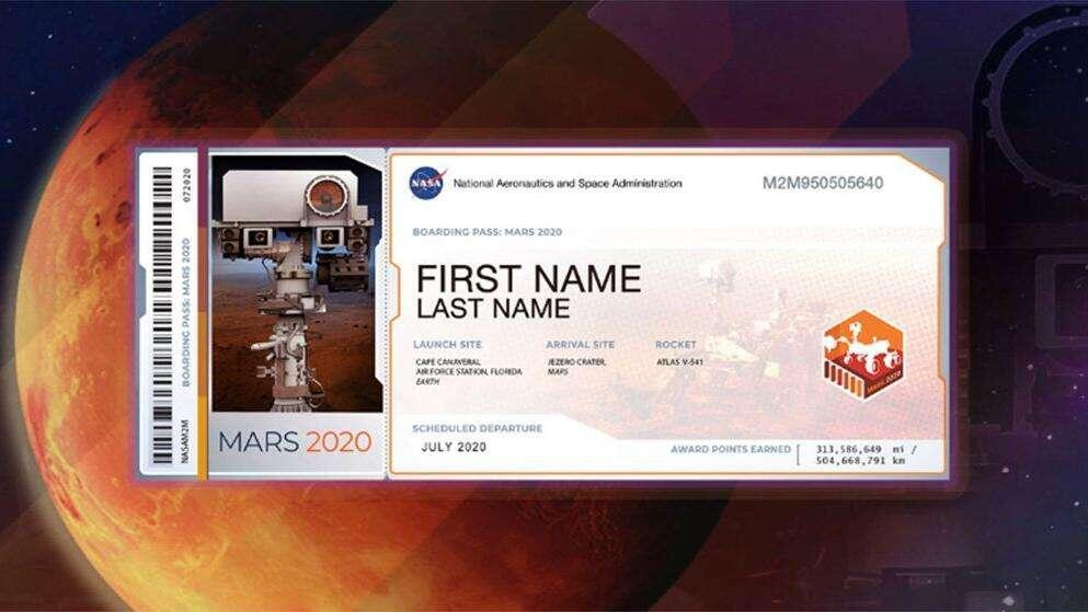 Turks dominate NASA campaign to send names to Mars - Turkey News