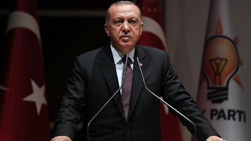 Erdoğan says Turkey already bought Russian S-400 systems