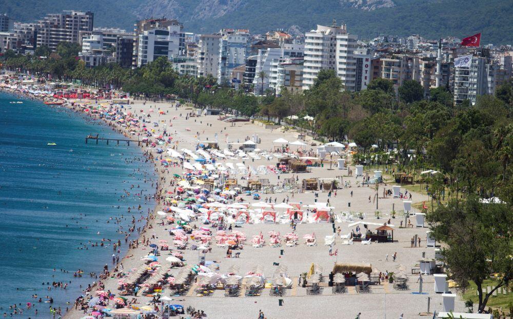 Antalya hosts nearly 7 mln tourists - Latest News