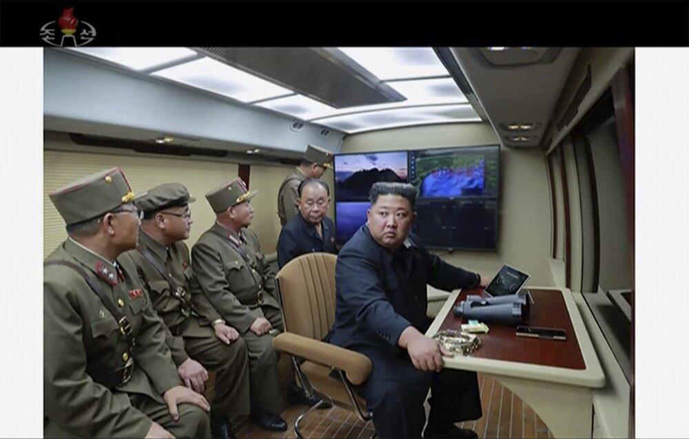 North Korea says Kim supervised latest rocket launcher test - World News