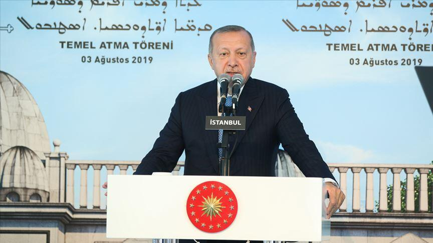 Erdoğan says Syriac Orthodox Church is new wealth for Istanbul
