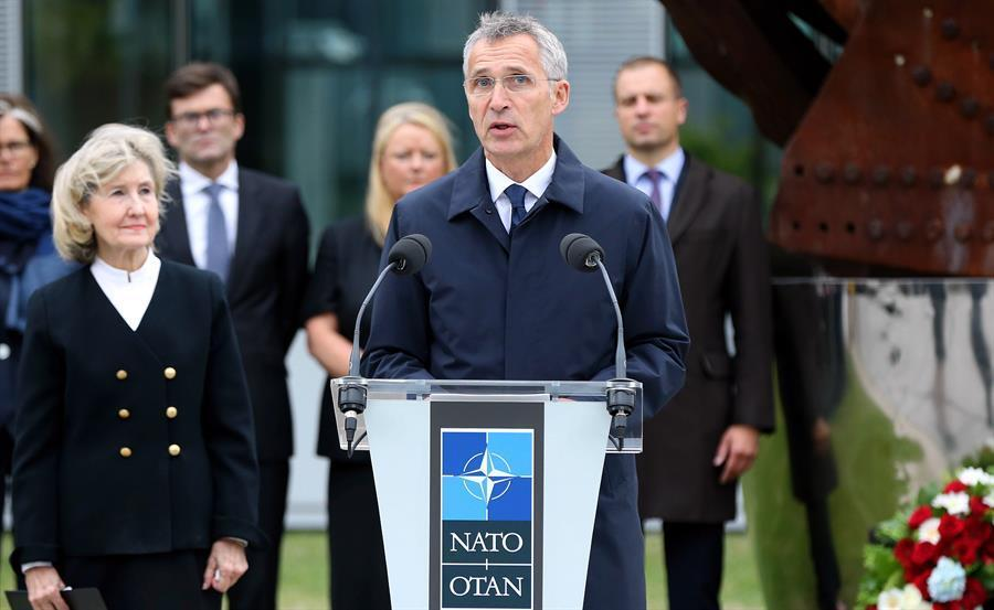 NATO: Turkey an 'important ally' in fighting terrorism