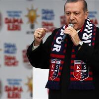 Turkish PM Erdoğan admits meddling in judiciary, trade deals
