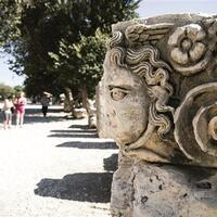 Excavations at Myra show ancient hairstyles same as today's