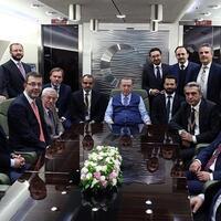President Erdoğan openly says US is behind Gülen - Turkey News