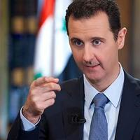 Assad in 'good mood' after Western strikes, Russian delegation says