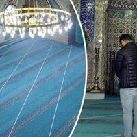 Muslims prayed in wrong direction for 37 years in village in Turkey's west