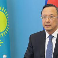 Russia, Turkey, Iran to hold next round of Syria talks: Kazakh FM