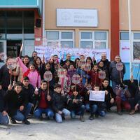 Schools across Turkey break up for semester break on Jan 18