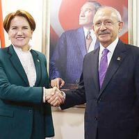 CHP, İYİ Party resolve disputes on alliance for polls