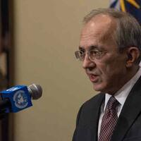Ambassador Halit Çevik appointed as chief of OSCE's monitoring mission for Ukraine