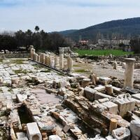 Tombs in 'city of gladiators' to open to visitors