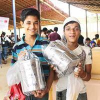 Turkish agency sends food to 1,012 Rohingya families