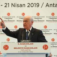 Re-election in Istanbul is a matter of survival, MHP leader says