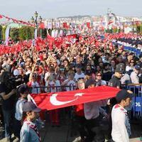 Centenary of Atatürk's landing on Samsun marked across Turkey - Turkey News