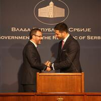 Serbian, Turkish lawmakers to play football match