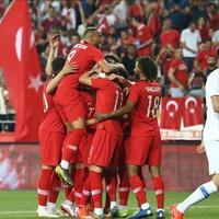 Turkey defeats Greece 2-1 in friendly match - Turkey News