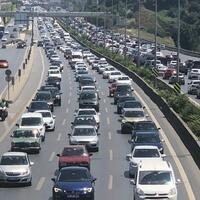 Bosphorus bridge maintenance jams traffic during rush hour - Turkey News