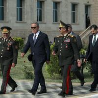 Turkey Azerbaijan always stand together Defense Minister