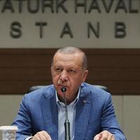 Turkey not reducing troops in Turkish Cyprus: Erdoğan