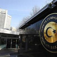 Turkey guarantees freedom of press: Foreign Ministry