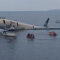 Plane scuttled to boost scuba-diving