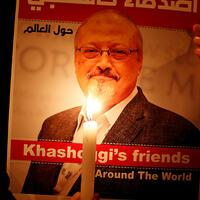 Khashoggi's fiancee urges Washington to act on murder