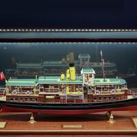 Maritime history at Rahmİ Koç Museum