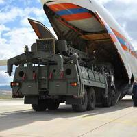 Russian S-400 hardware deployment in Turkey continues