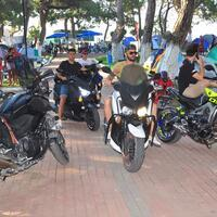 Antalya to impose fines on motorcyclists not using helmets