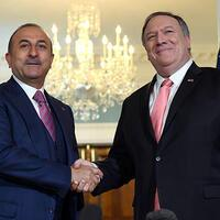 Turkish FM US counterpart discuss F-35 S-400 by phone