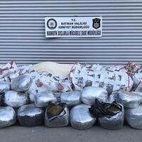 1 ton of drugs seized in Turkey's Batman - Turkey News