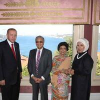 Turkish, Malaysian leaders visit UAV manufacturer - Latest News