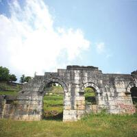 Black Sea's ancient city attracts attention
