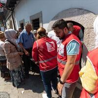 Turkish Red Crescent distributes Eid meat in Indonesia - Turkey News