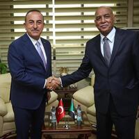 FM Çavuşoğlu in Sudan for official visit