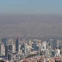 Air polluted in 56 percent of Turkish provinces: Report