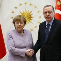 Turkish president, German chancellor speak on phone