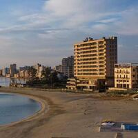 Turkish official inspects abandoned Varosha in Cyprus
