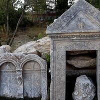 Roman poems of sorrow unveiled in ancient Aizanoi