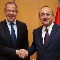 Turkish, Russian foreign ministers discuss Syria - Turkey News