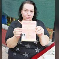 Woman holding USSR passport stuck in Turkey