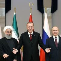 Turkey, Iran, Russia meet in fifth Syria summit - Turkey News