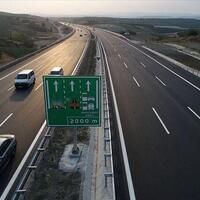 35 million vehicles used Istanbul-İzmir highway - Turkey News
