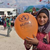 Turkish NGO launches festival for Syrian children