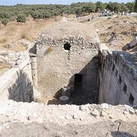 Architectural details of ancient city come to light